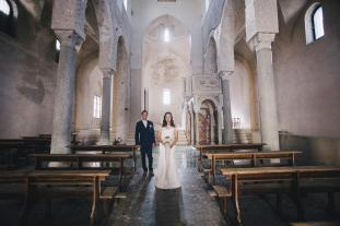 Ravello church for weddings in Italy