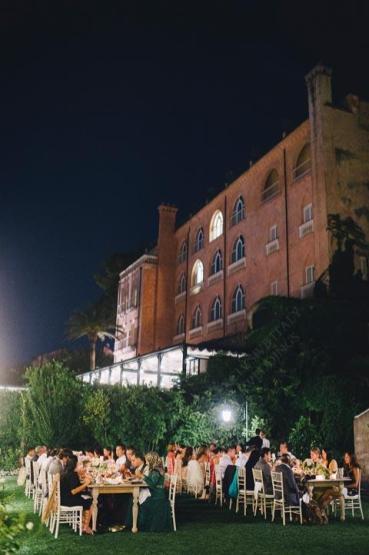 Hotel Caruso for weddings on the Amalfi Coast