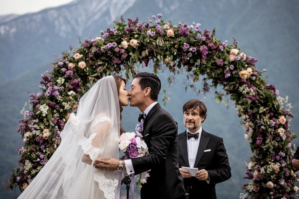 Destination Wedding on the Italian Lakes