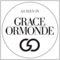 As seen in Grace Ormonde