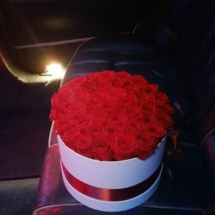 Limuzin kölcsönzés Valentin napra