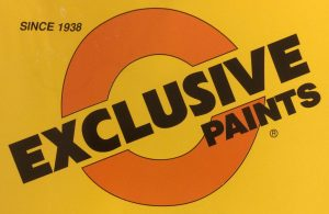 exclusive paints