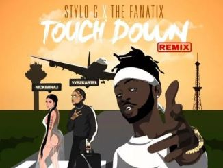 touch down latest foreign songs