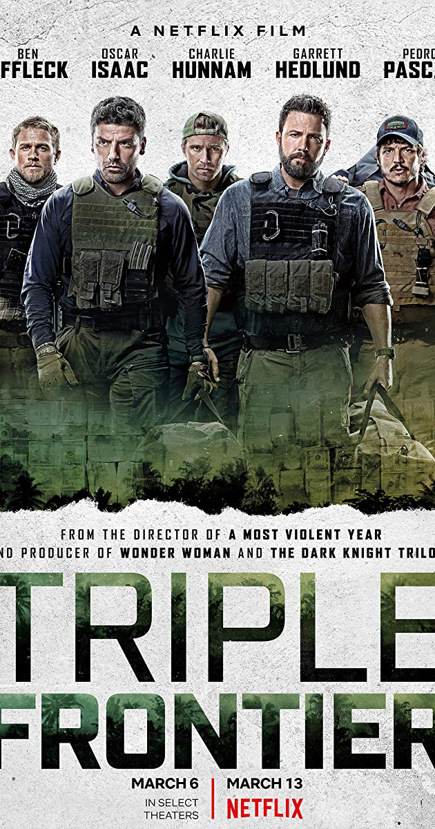 triple frontier 2019 film download