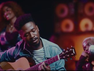 Johnny Drille shine music video