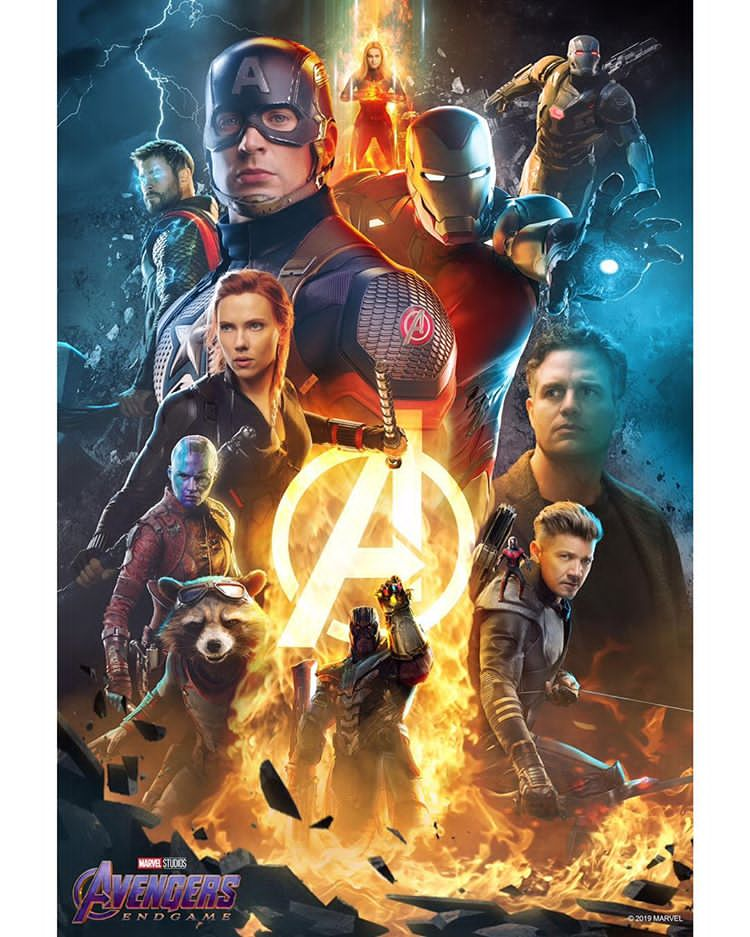 Avengers endgame 2019 mp4 movie download
