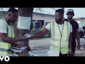 Falz Hypocrite ft. Demmie Vee music video