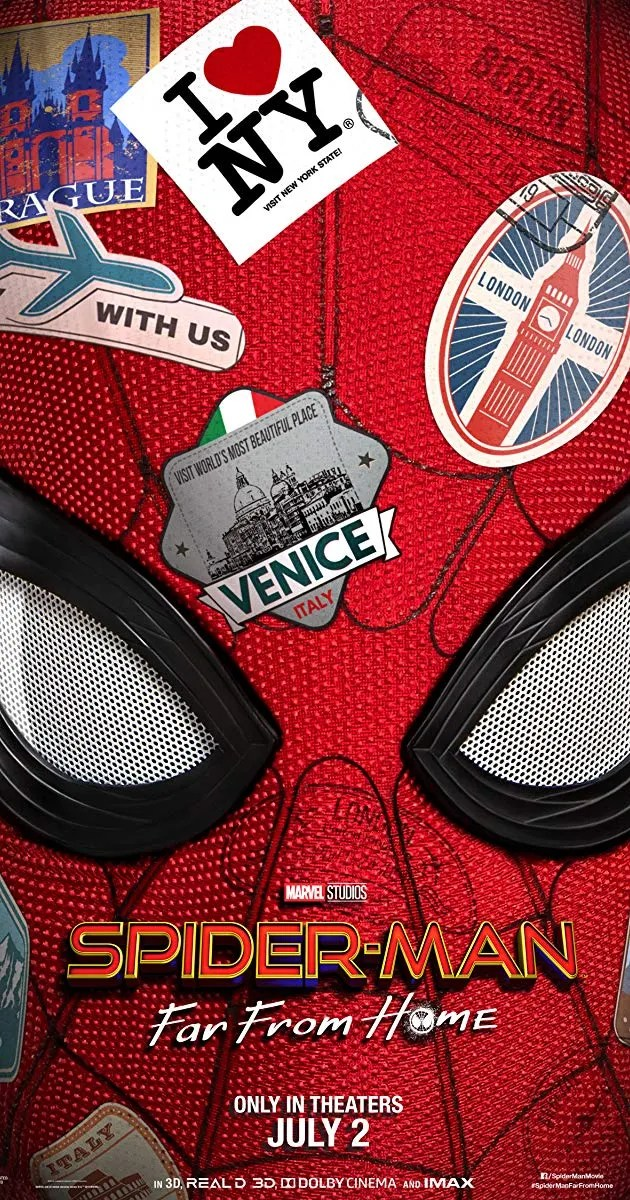 Spider man far from home hd movie download