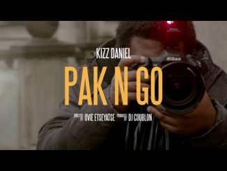 Kizz daniel pak n go video download
