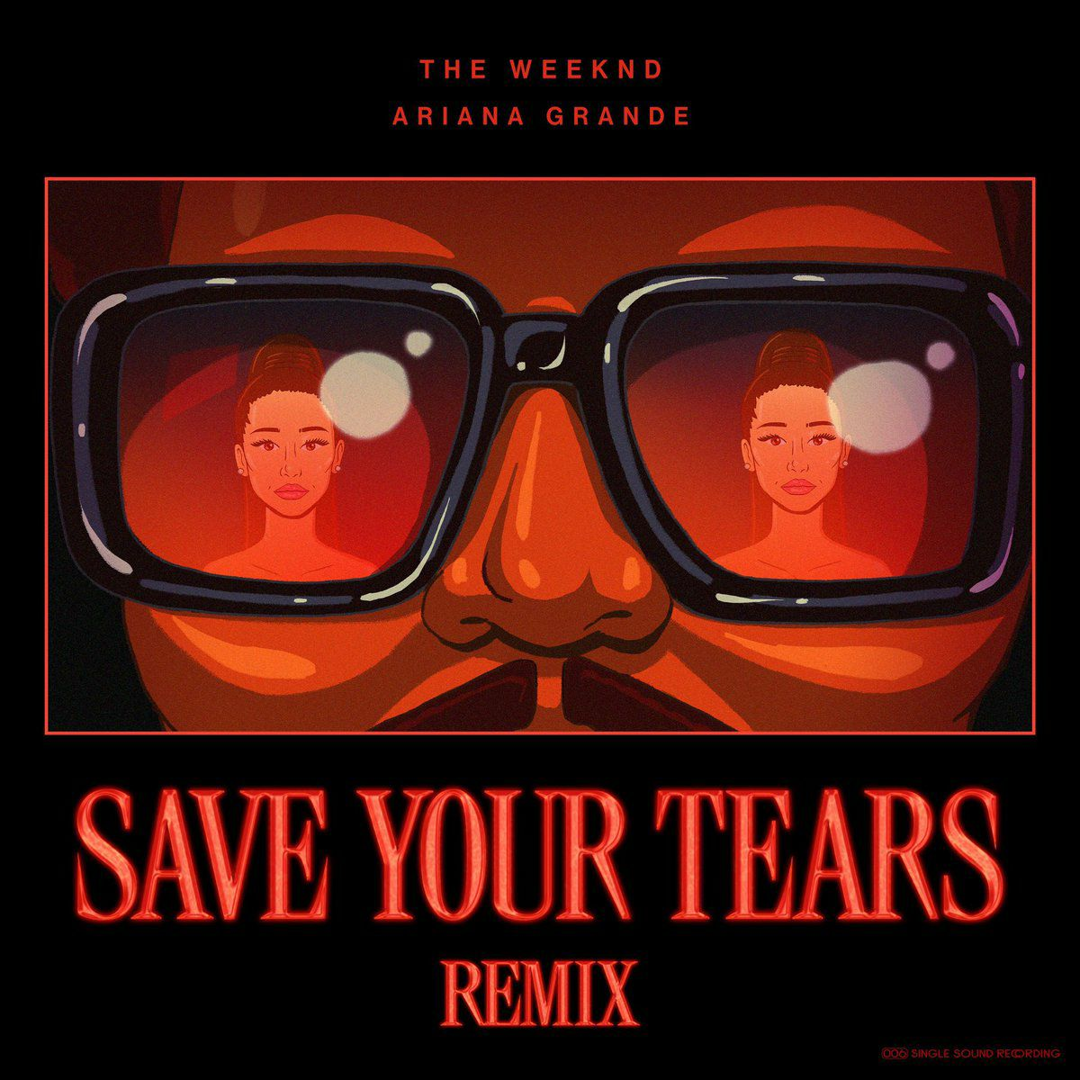 The-weeknd-save-your-tears remix