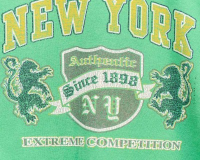LS T-SHIRT – NEW YORK	– EXTREME COMPETITION – Size S
