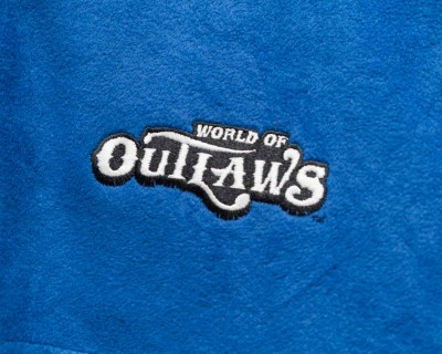 PULLOVER – BADGER – WORLD OF OUTLAWS – Size XL
