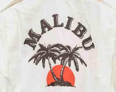 VESTE – ASPEN – BLOUSON MALIBU – Size L