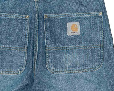 CARHARTT – SIMPLE PANTS DENIM