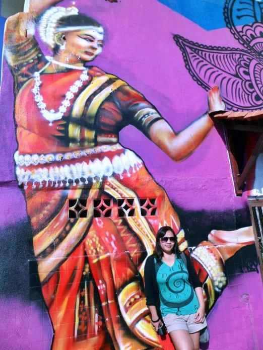 melaka riverside street art