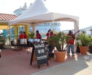 Phillipsburg Cruise Terminal, Sint Martin