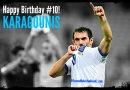 Happy 40th Birthday, Karagounis!