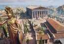 [Video & Photos] Ancient Athens Recreated for a Video Game