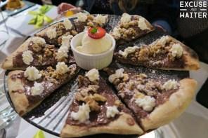 King St Wharf Nutella Pizza