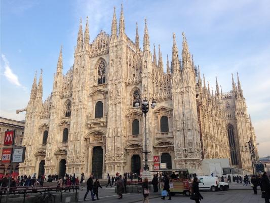 Il Duomo Di Milano Milan Cathedral ExcuseMi