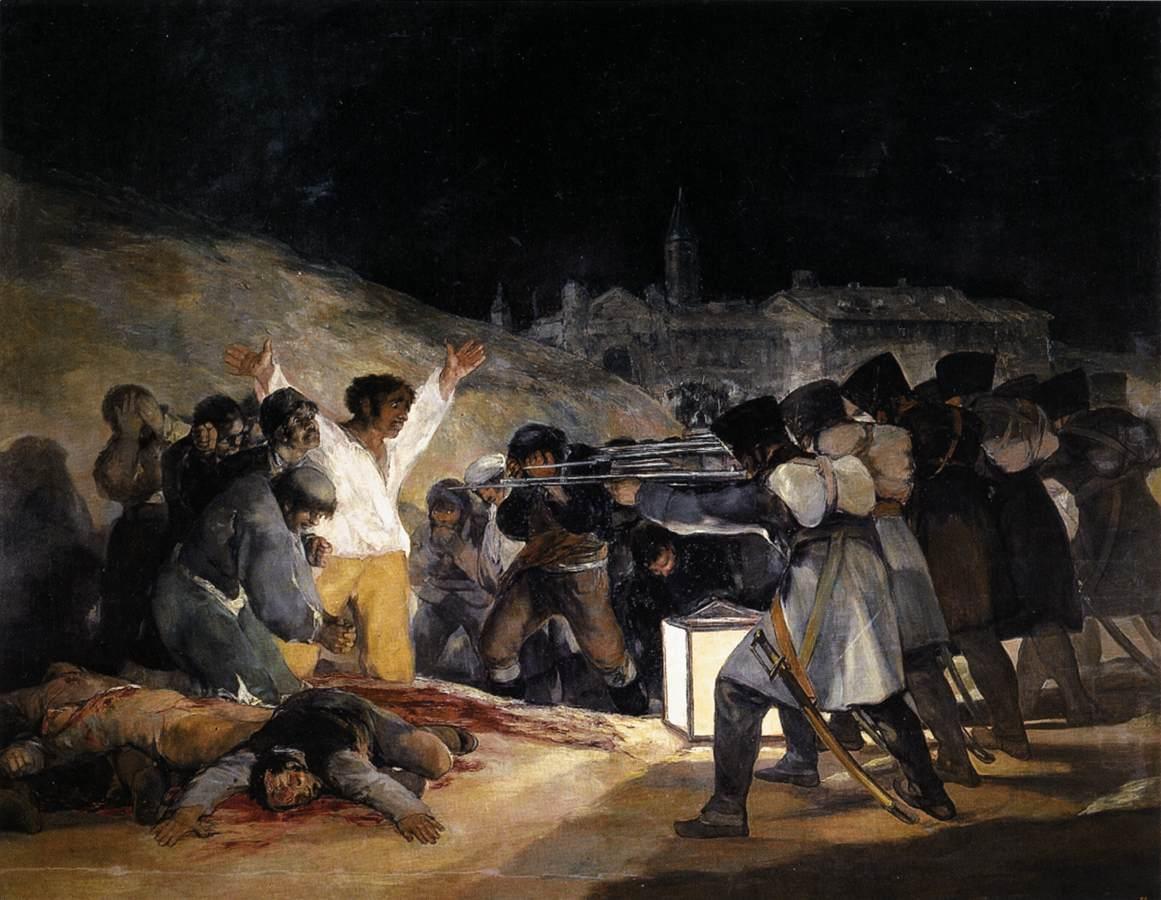 Goya, The Third of May