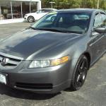 Used 2005 Acura Tl For Sale 6 850 Executive Auto Sales Stock 1492