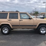 Used 2000 Jeep Cherokee Sport Sport For Sale 3 777 Executive Auto Sales Stock 2036