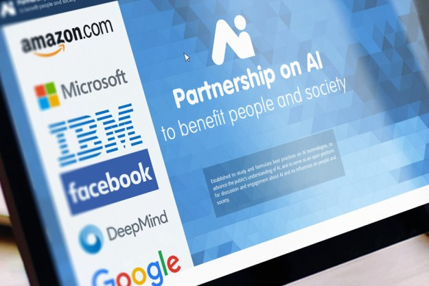 Image result for partnership on ai
