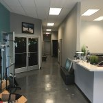 Finished project - Haute Yogis Hot Yoga Barre & Spin Studio - Commercial Studio Remodel
