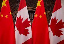 Les tensions entre le Canada et la Chine ne risquent pas de s'améliorer avec les élections fédérales. © AFP