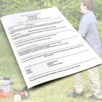 Exemple de curriculum vitae pour une étudiante ou un étudiant de 16 ans