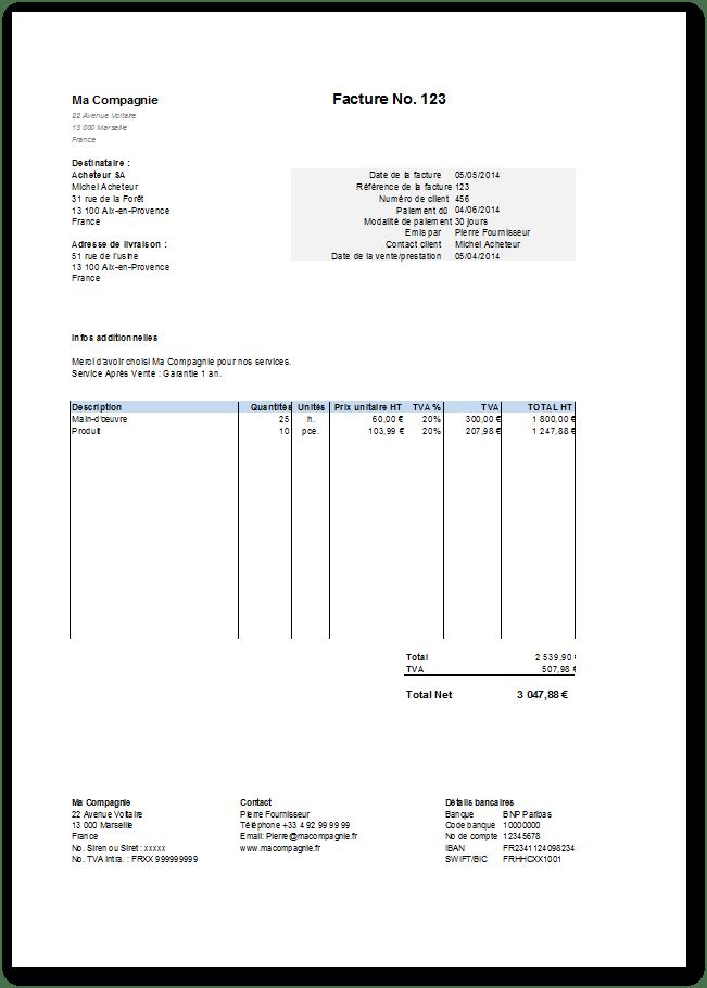 Imprimer Exemple De Devis Gratuit En Ligne