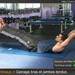 gainage abdominaux