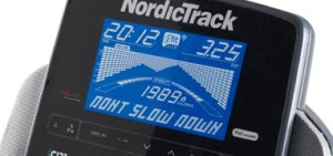 nordictrack commercial vr pro bike console