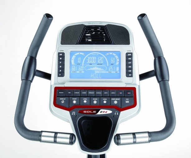 sole b94 upright bike console
