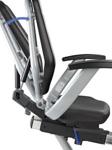 Lifespan R3i Recumbent Bike Review - Seat Adjust