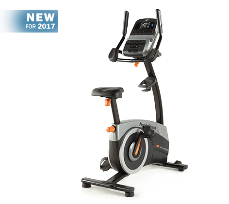 nordictrack 4.4 upright bike review