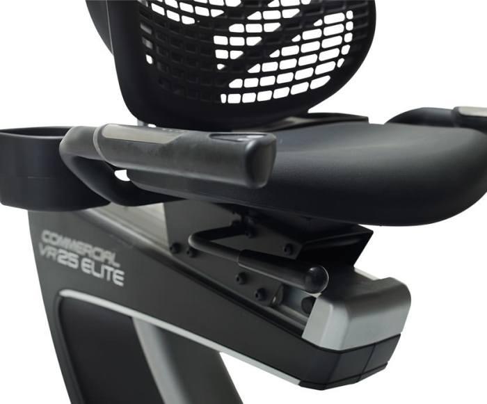 nordictrack vr25 recumbent bike review