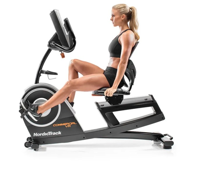 nordictrack VR21 exercise bike review