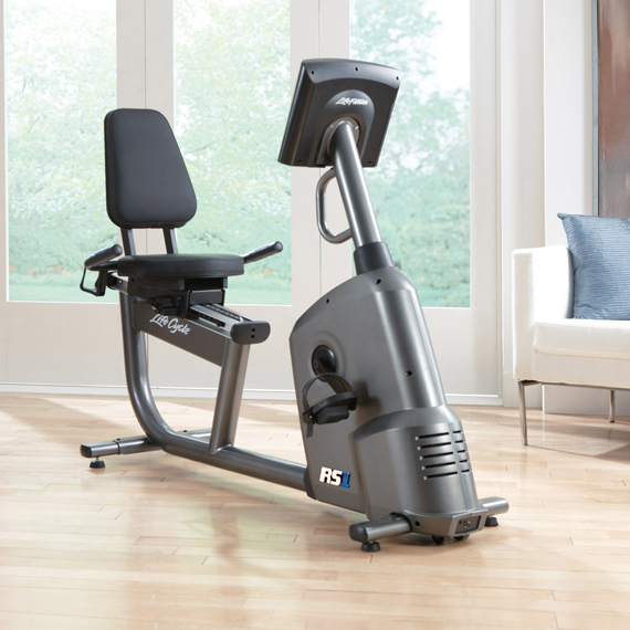 lifecycle rs1 recumbent bike review