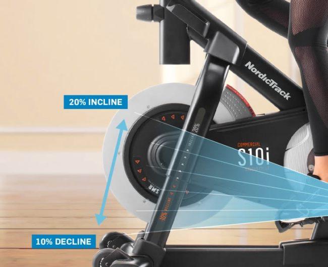 nordictrack studio bike vs grand tour bike