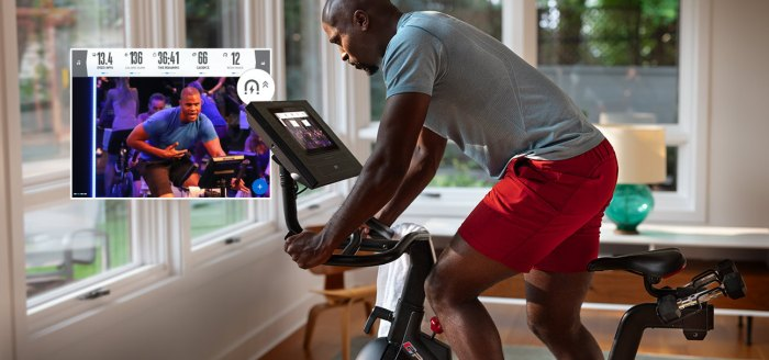 proform cycle trainer review with ifit