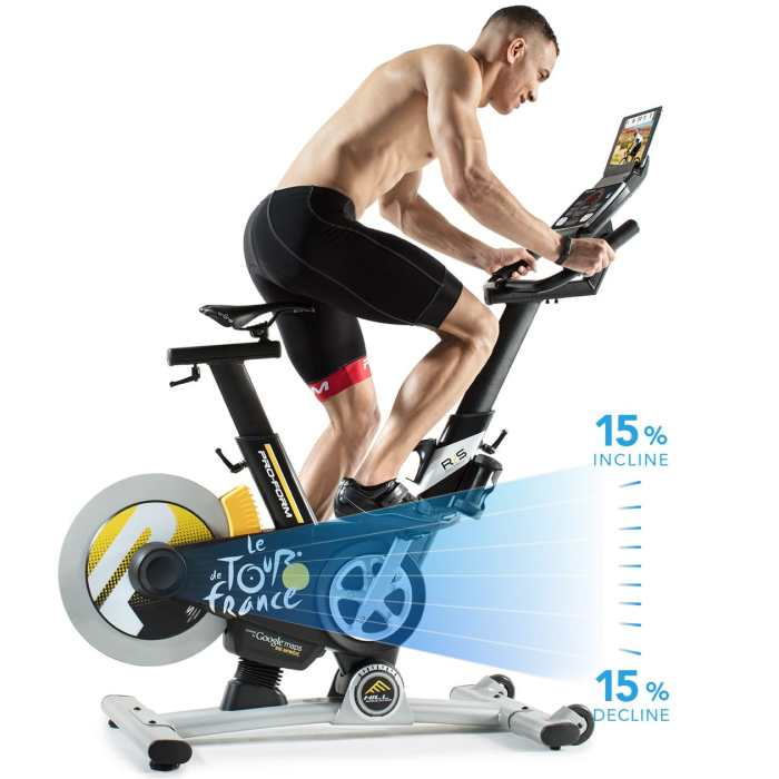 proform tdf review with incline decline