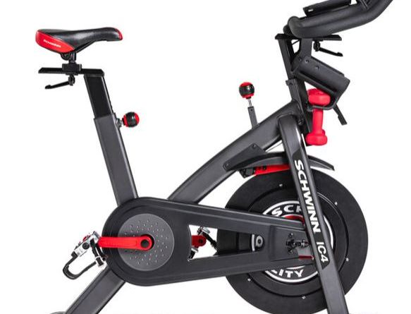 schwinn ic4 bike review