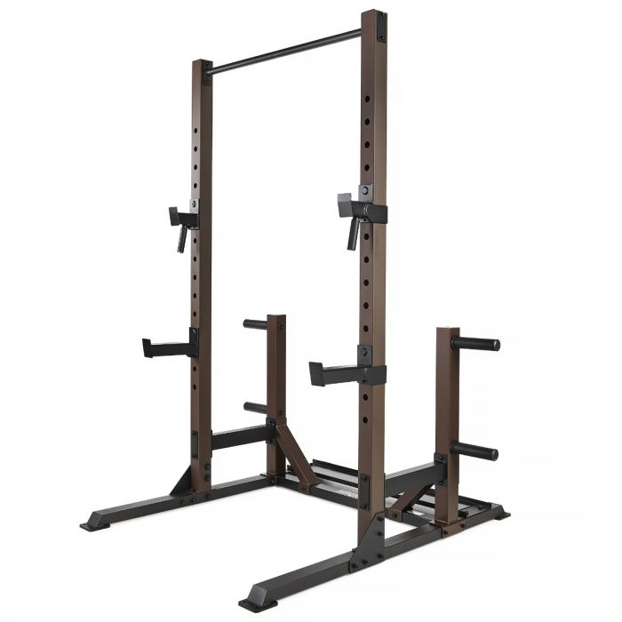 steelbody by marcy stb 98010 power rack with pull up bar