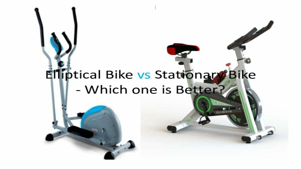 Elliptical vs Stationary Bike - Which one is Better?