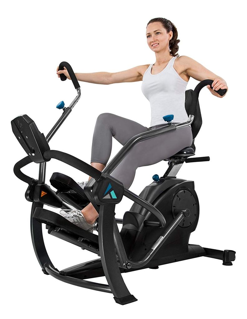 Elliptical Training Machines