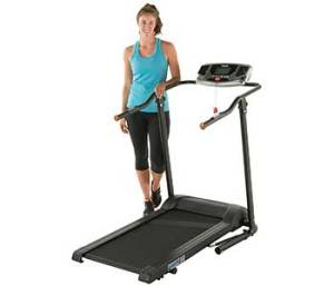 ProGear HCXL 4000 Ultimate High Capacity Extra Wide Walking and Jogging Electric Treadmill with Heart Pulse System