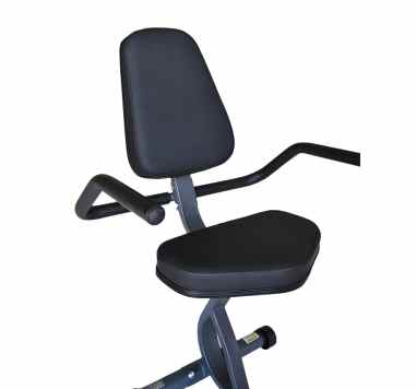 Marcy recumbent exercise bike with resistance me-709 seat
