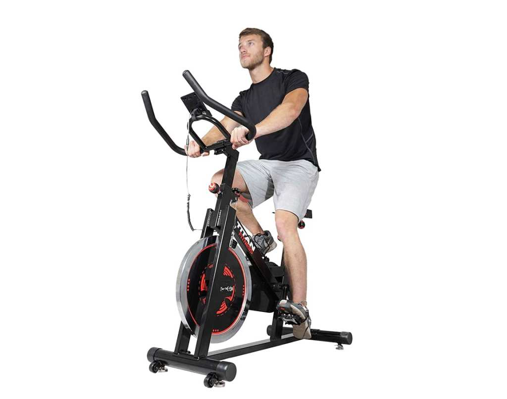 Titan Spin Bike Review